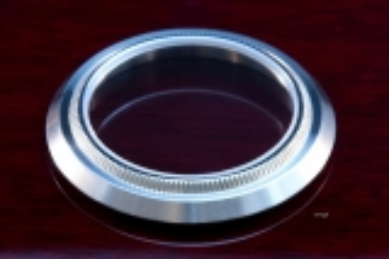 Glasboden kompatibel zu Rolex Oysterquartz 17000, 17000B, 17013, 17014